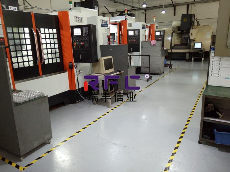 厂房设备区