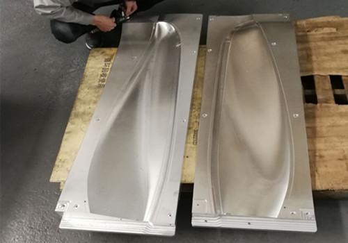 大型铝模cnc加工