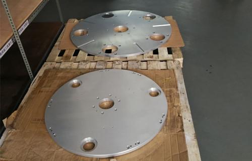 自动化设备旋转盘cnc精密零件加工